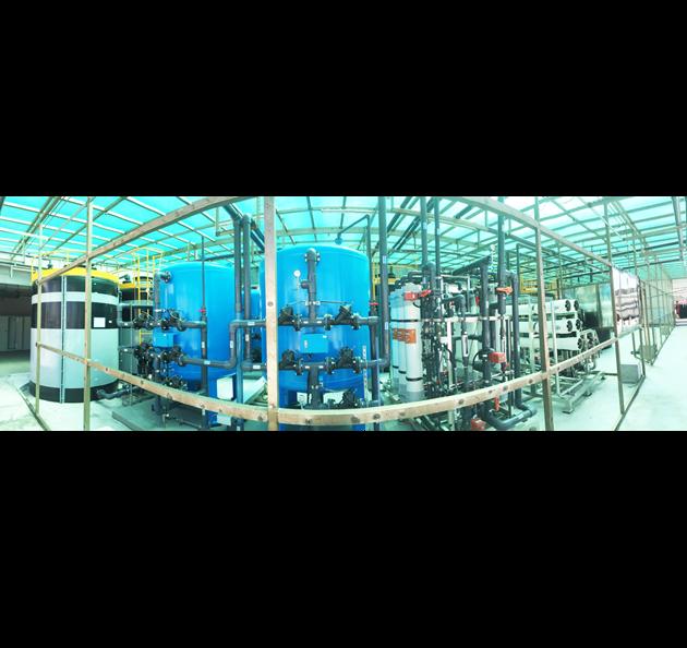 案例-電鍍清洗廢水回收工程 1